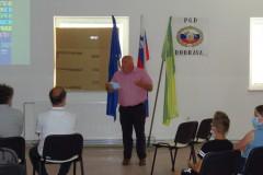 Župan Občine Škocjan, Jože Kapler
